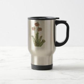 Carnivorous Plant - Sarracenia purpurea Travel Mug