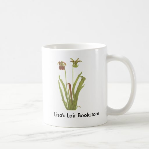 Carnivorous Plant - Sarracenia rubra B/store Promo Coffee Mugs