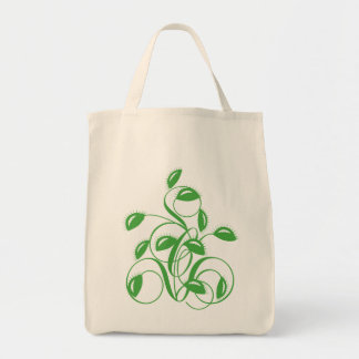 Carnivorous Plant Tote Bag