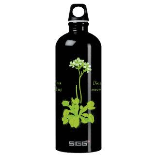 Carnivorous Plant Venus Flytrap Aluminum Water Bottle