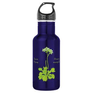 Carnivorous Venus Flytrap Custom Stainless Steel Water Bottle