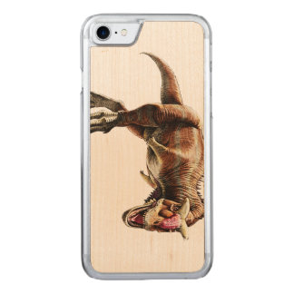 Carnotaurus Awesome Carnivorous Dinosaur Carved iPhone 7 Case