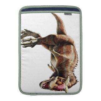 Carnotaurus Gift Awesome Carnivorous Dinosaur MacBook Sleeve