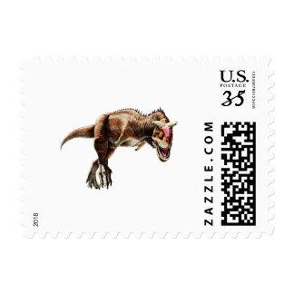 Carnotaurus Gift Awesome Carnivorous Dinosaur Postage
