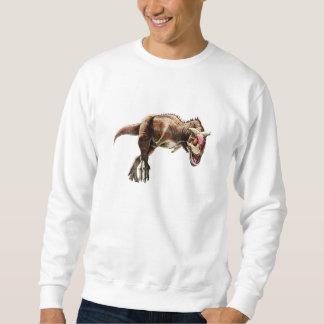 Carnotaurus Gift Awesome Carnivorous Dinosaur Sweatshirt