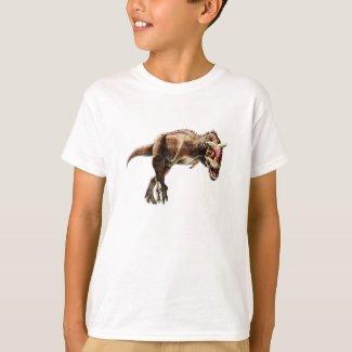Carnotaurus Gift Awesome Carnivorous Dinosaur T-Shirt