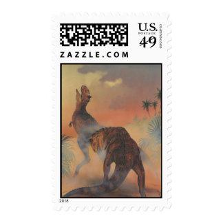Carnotaurus Medium Postage
