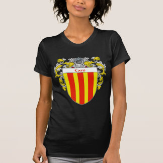 Caro Coat of Arms  (Mantled) T-Shirt