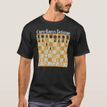Caro-Kann Defense T-Shirt
