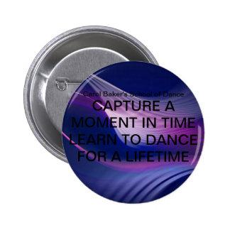 Carol Baker's School of Dance Button