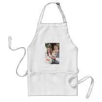 Carol   Christian's Wedding Apron