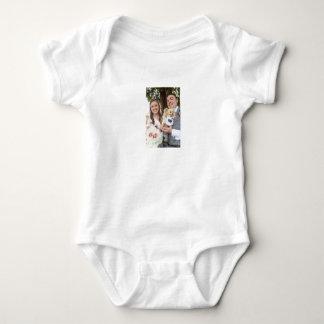 Carol + Christian's Wedding Baby Bodysuit