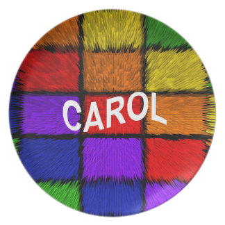 CAROL DINNER PLATE