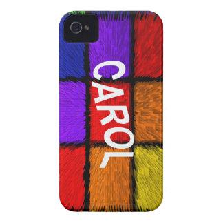 CAROL iPhone 4 Case-Mate CASE
