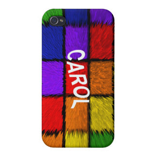 CAROL iPhone 4 COVERS