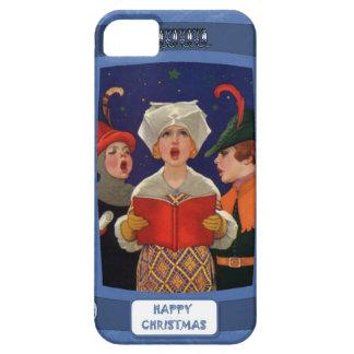 Carol singers iPhone 5 cases