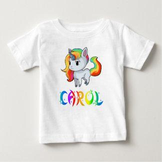 Carol Unicorn Baby T-Shirt