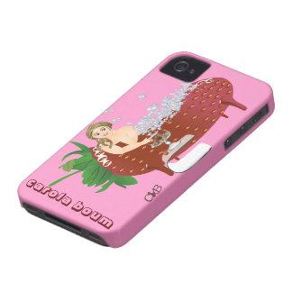 Carola Bathing iPhone 4 Cover