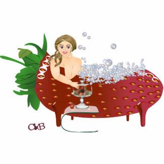 Carola Bathing Cut Outs