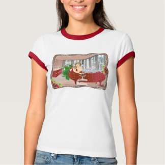 Carola Bathing T Shirt
