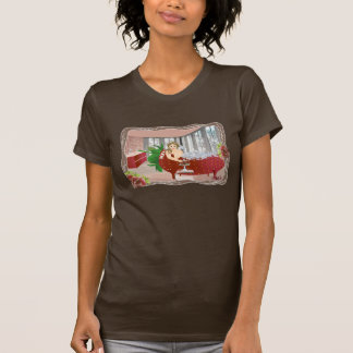 Carola Bathing Tee Shirt