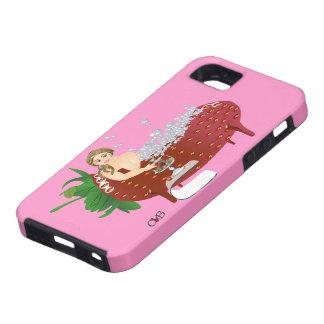 Carola boum iPhone SE/5/5s case
