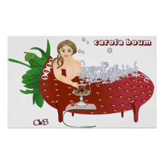 Carola boum poster