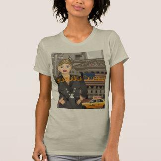 Carola en Nueva York Camisetas