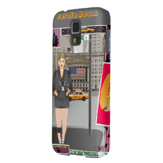 Carola in New York Cases For Galaxy S5