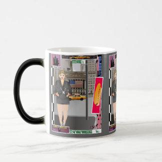 Carola in New York Magic Mug