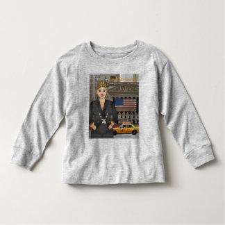 Carola in New York Toddler T-shirt