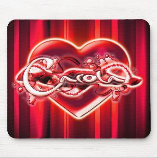 Carola Mouse Pad