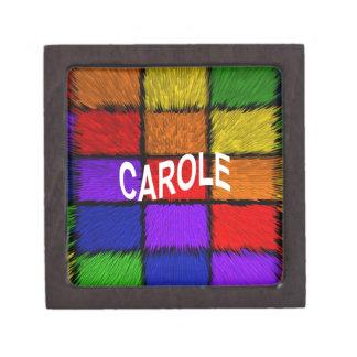 CAROLE GIFT BOX