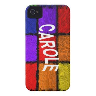 CAROLE iPhone 4 CASE