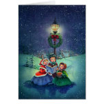 CAROLERS by SHARON SHARPE Cards