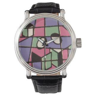 Carolers Wrist Watch