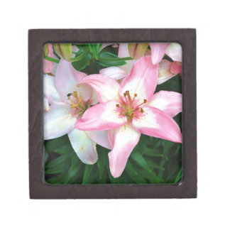 """""""Carole's Flowers"""" collection Jewelry Box"""