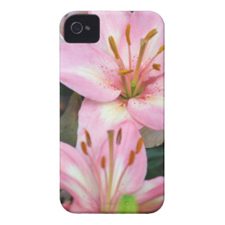 """""""Carole's Flowers"""" v collection iPhone 4 Cover"""