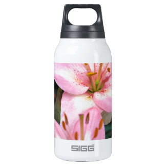 """""""Carole's Flowers"""" v collection 10 Oz Insulated SIGG Thermos Water Bottle"""