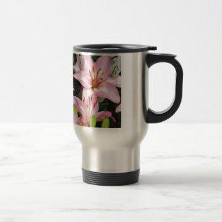 """Carole's Flowers"" v collection Travel Mug"