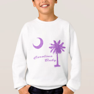 Carolina baby6 sweatshirt
