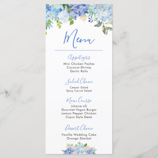 Carolina Bloom Bouquet | Floral Menu