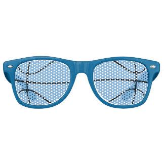 Carolina Blue Basketball Party Wayfarer Sunglasses