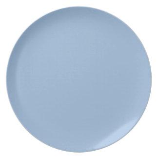 Carolina Blue Plate