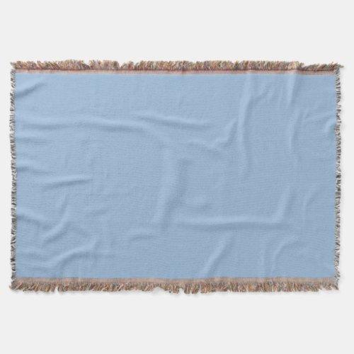 Carolina Blue Throw Blanket
