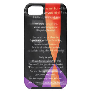 Carolina Crown 2013 - Lovers on a Park Bench iPhone 5 Cases