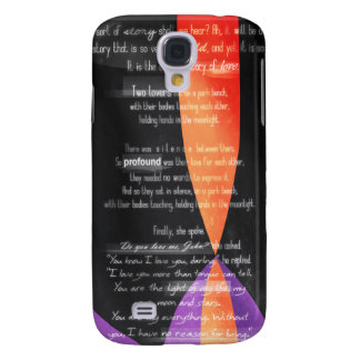 Carolina Crown 2013 - Lovers on a Park Bench Galaxy S4 Cases