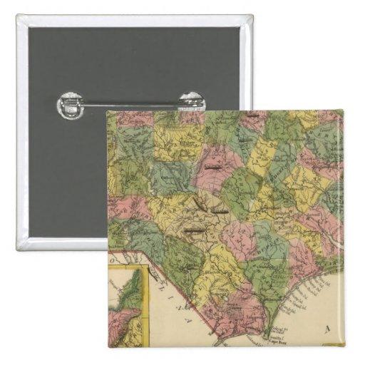 Carolina del Norte 10 Pin Cuadrado
