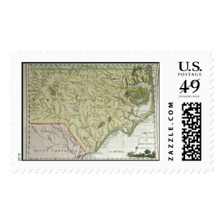 Carolina del Norte 1779 Franqueo