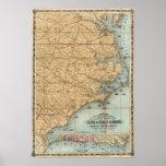 Carolina del Norte 3 Impresiones